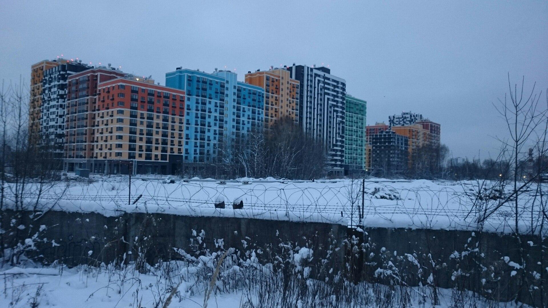 Справка об окружении Молжаниновский район Анализ крови Улица Шумилова